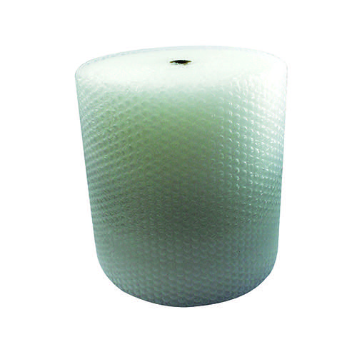 Jiffy Bubble Film Roll 750mmx45m Large Cell Clear BROE53957
