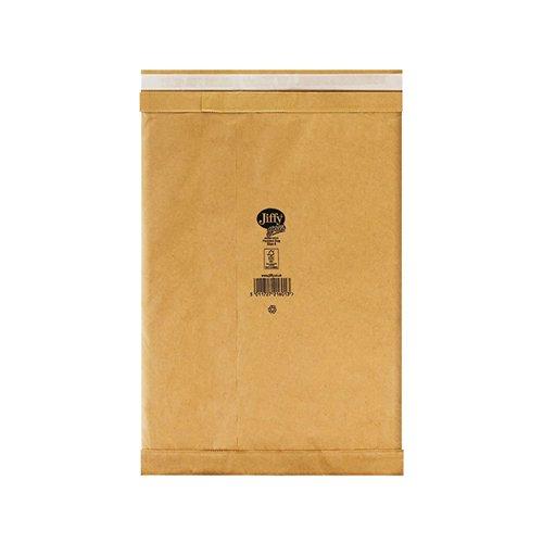 Jiffy Padded Bag Size 6 295x458mm Gold PB-6 (Pack of 50) JPB-6