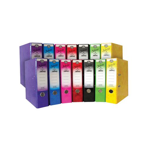 Concord IXL Lever Arch File A4 Assorted (Pack of 10) BOGOF JT816022