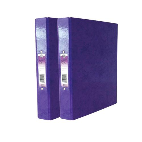 Concord IXL Ring Binder A4 Purple (Pack of 10) BOGOF JT816024