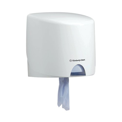Wypall L20 Wiper Roll Control Dispenser White 7928