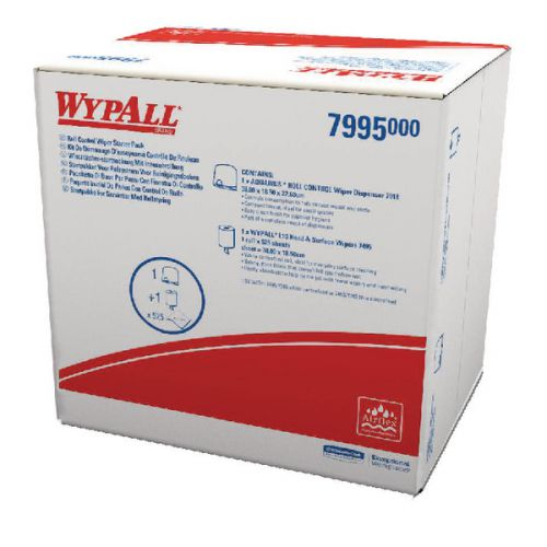 Wypall Roll Wiper Starter Pack 7995