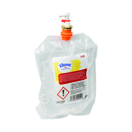 Kleenex Botanics Joy Aircare Fragrance Refill 300ml (Pack of 6) 6189