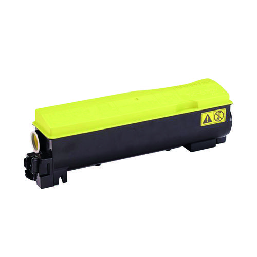 Kyocera Yellow TK-570Y Toner Cartridge