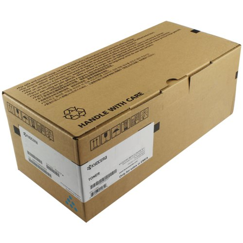 Kyocera TK-5220Y Yellow Laser Toner Cartridge (1,200 page yield)