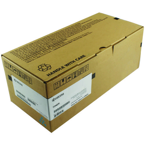 Kyocera Cyan TK-5220C Toner Cartridge