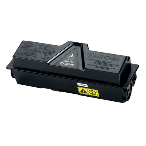 Kyocera TK-1130 Black Toner Cartridge