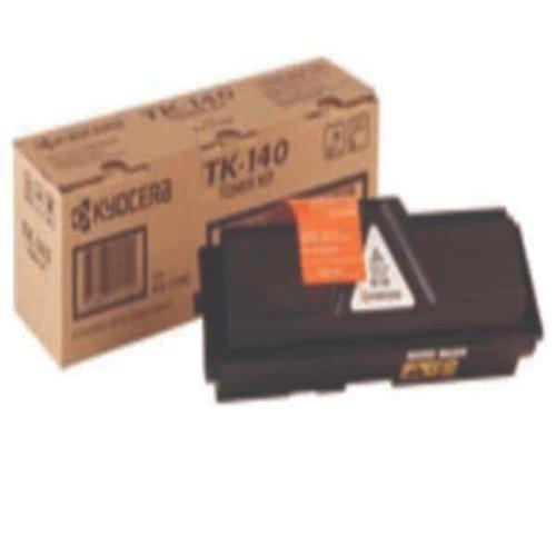 Kyocera TK-140 Black Toner Cartridge (4000 Page Capacity)