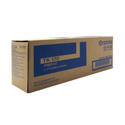 Kyocera TK-170 Black Toner Cartridge (7 200 Page Capacity)