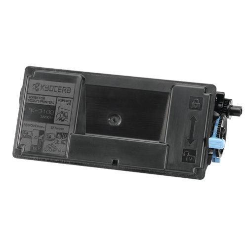 Kyocera TK-3100 Black Toner Cartridge