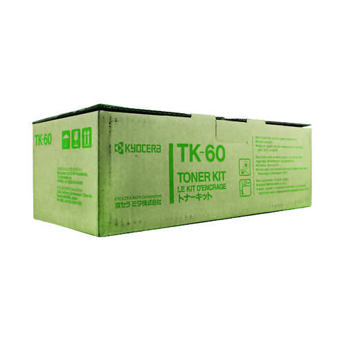 Kyocera TK-60 Black Toner Cartridge (20 000 Page Capacity)