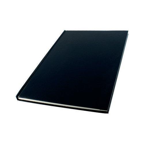Q-Connect Manuscript A4 Book A-Z Index Feint Ruled 96 Leaf F00059