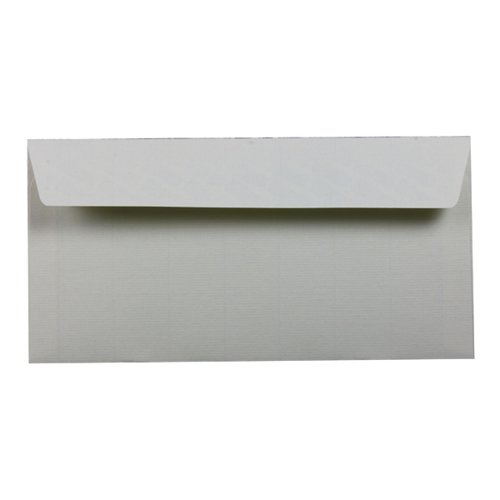 Q-Connect Vellum Envelopes Peel & Seal DL (Pack of 500) KF01443