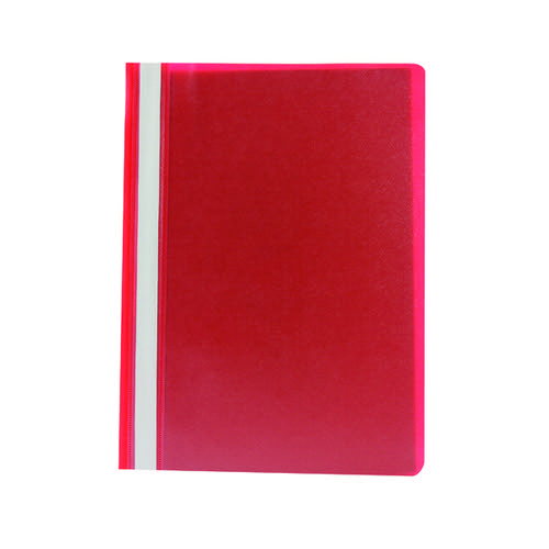 Q-Connect Project Folder A4 Red (Pack of 25) KF01455