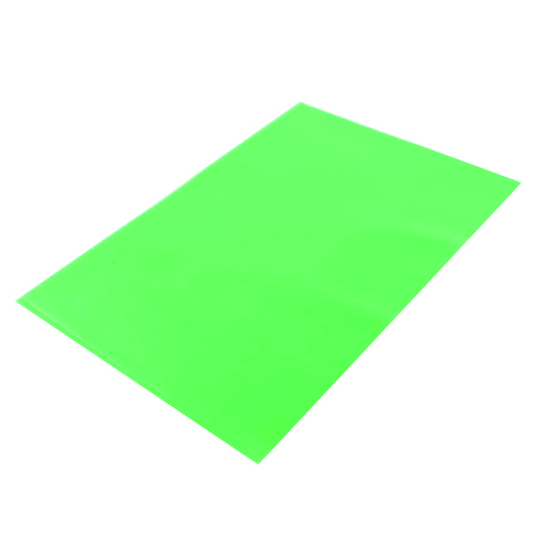 Q-Connect Cut Flush Folder A4 Green (Pack of 100) KF01488