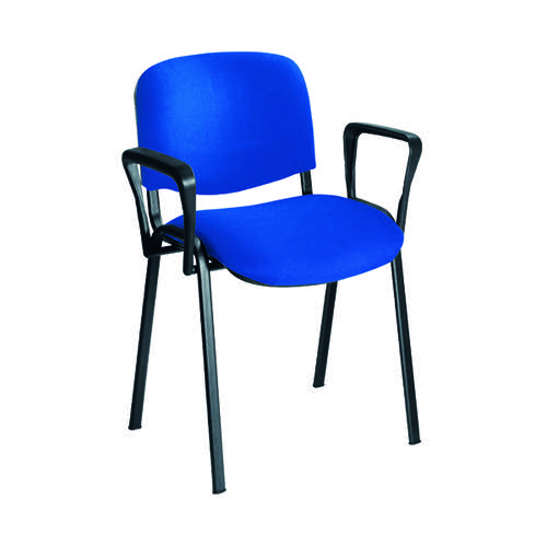 Jemini Arms For Stacking Chair Black (Pack of 2) KF03348