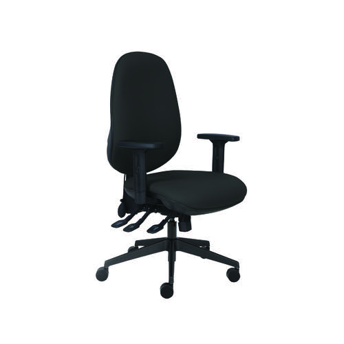 Cappela High Back Posture Chair Black KF03496