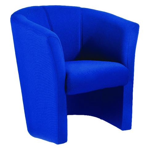Arista Blue Tub Chair Fabric KF03521 by VOW, KF03521