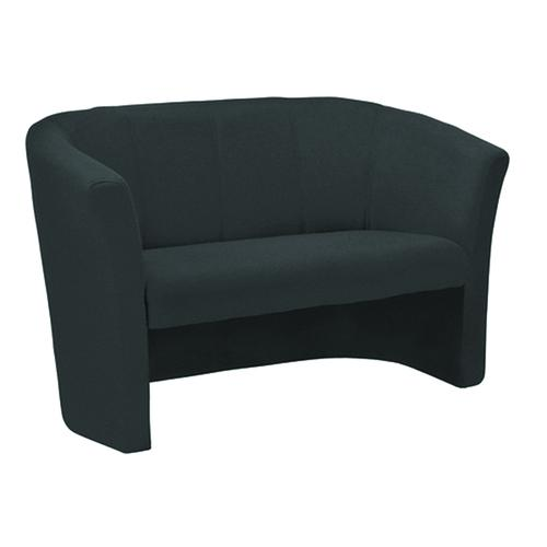 Arista Charcoal Fabric 2 Seat Tub KF03525