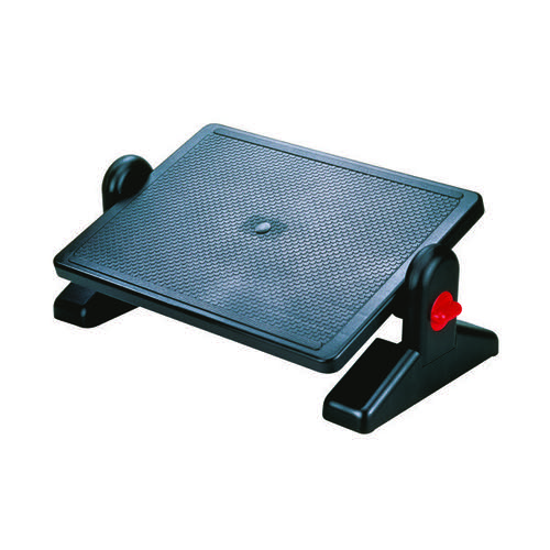 Q-Connect Footrest Black (Platform Size 540 x 265mm) 29200-70