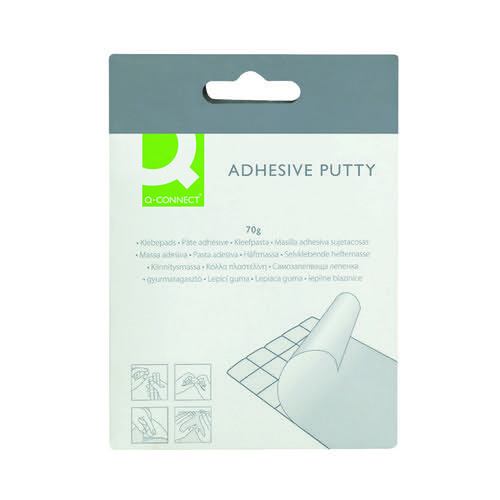 Q-Connect Adhesive Putty 70g KF04590