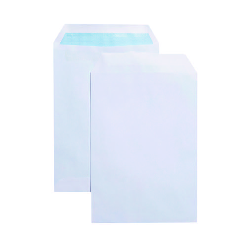 Q-Connect C5 Envelope Pocket Self Seal 90gsm White (Pack of 150) KF07558
