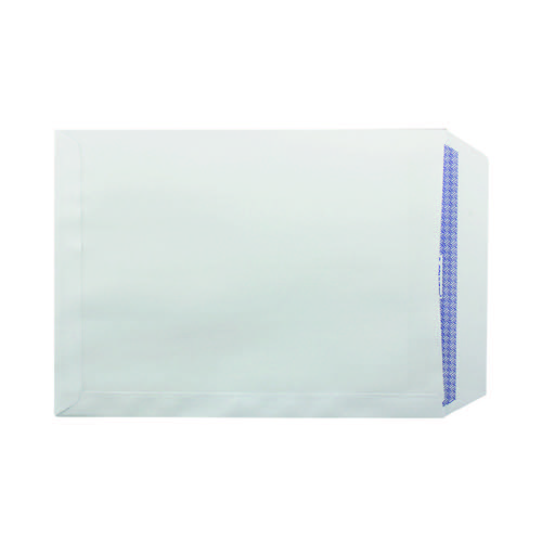 Q-Connect C4 Envelope Pocket Self Seal 90gsm White (Pack of 75) KF07560