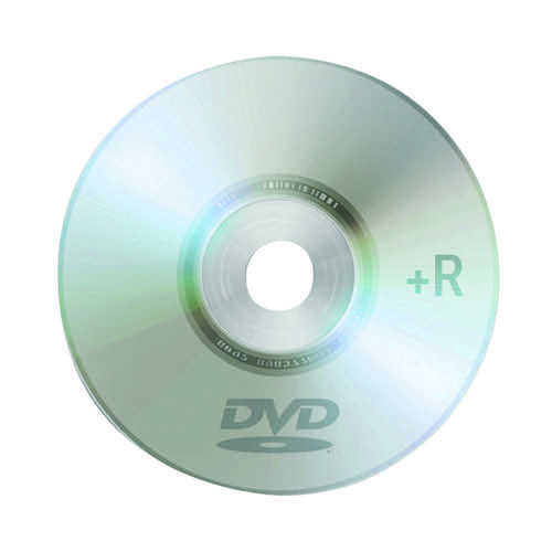 Q-Connect DVD+R Slimline Jewel Case 4.7GB (16x speed DVD+R, 120 minute capacity) KF09977