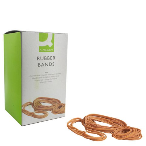 Size 91 Rubber Bands 454g Pack 9340012