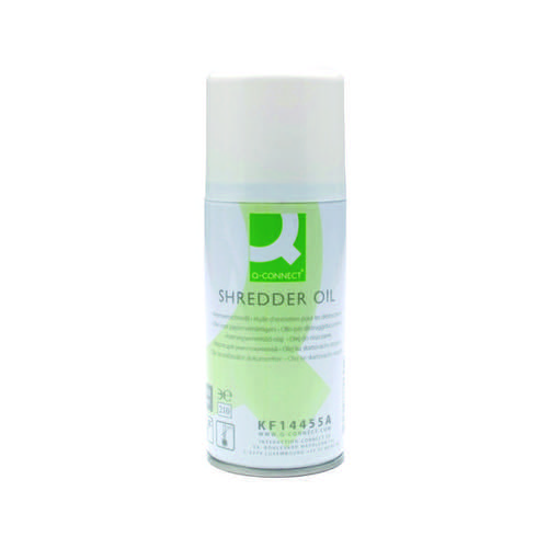 Q-Connect Shredder Oil Aerosol 150ml KF14455