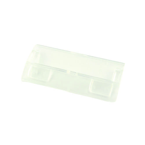 Q-Connect Suspension File Tabs Clear (Pack of 50) KF21002