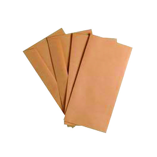 Q-Connect DL Envelopes Wallet Gummed 70gsm Manilla (Pack of 1000) KF3413