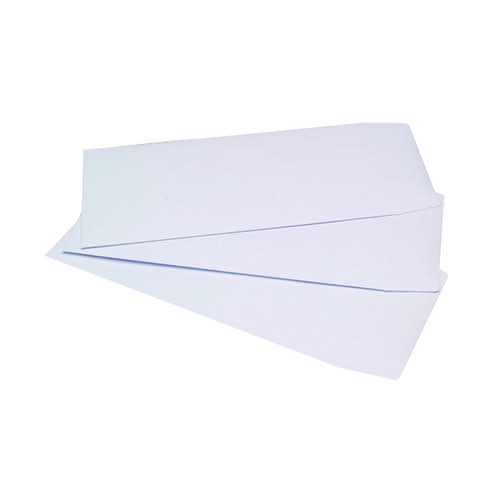 Q-Connect DL Envelopes Pocket Self Seal 100gsm White (Pack of 500) 8027