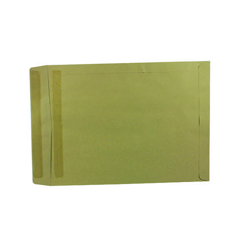Q-Connect Envelope 406x305mm Pocket Self Seal 115gsm Manilla (Pack of 250) 8313