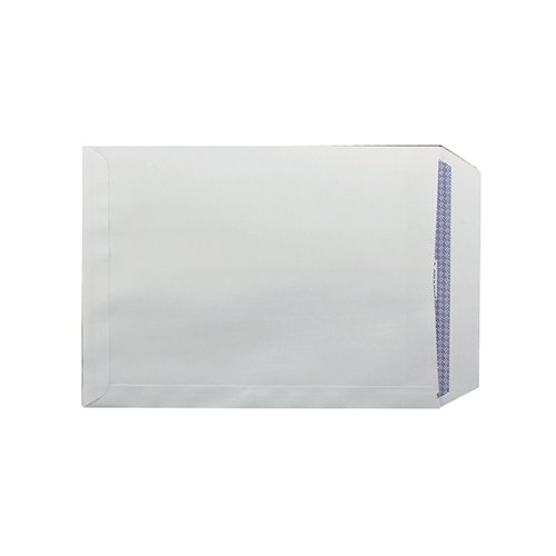 Q-Connect C4 Envelopes 100gsm Self Seal White (Pack of 250) 8300