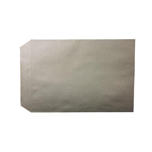 Q-Connect C4 Envelopes Pocket Self Seal 115gsm Manilla (Pack of 250) 3461