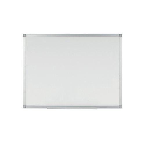 Q-Connect Aluminium Frame Whiteboard 1200x900mm KF37016