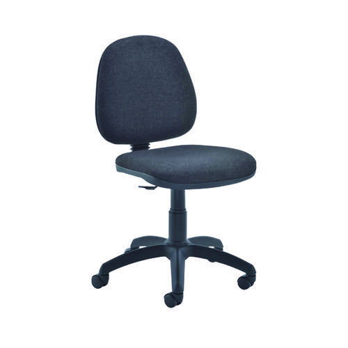 Jemini Medium Back Operators Chair Charcoal