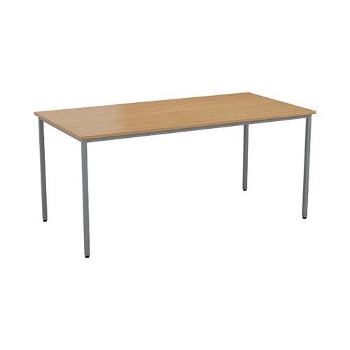 Jemini Rectangular Table 1600 x 800mm Nova Oak OMPT1680RECNO
