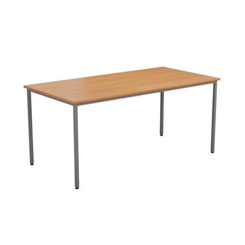 Jemini Rectangular Table 1800 x 800mm Beech OMPT1880RECBE2