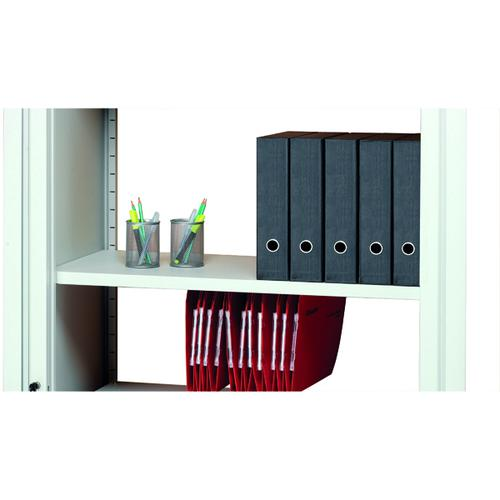 Arista White Combi Shelf (Fits to Arista Tambour Cupboards) KF72138