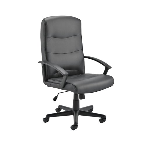 Jemini Hudson Leather Look Chair KF72232
