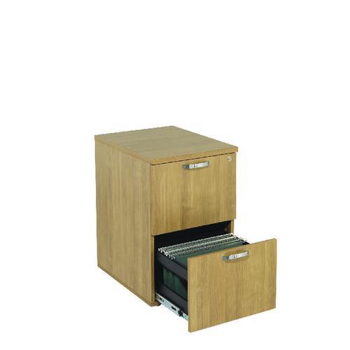Avior Ash 2 Drawer Filing Cabinet KF72325
