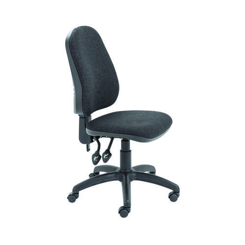 Jemini Teme High Back Operator Chair Charcoal KF74120