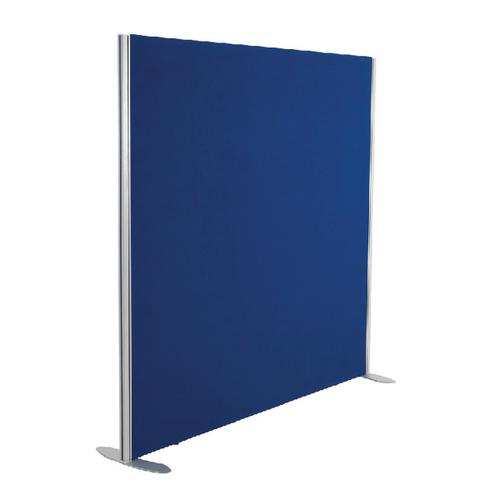 Jemini Blue 1200x1200 Floor Standing Screen Including Feet KF74326