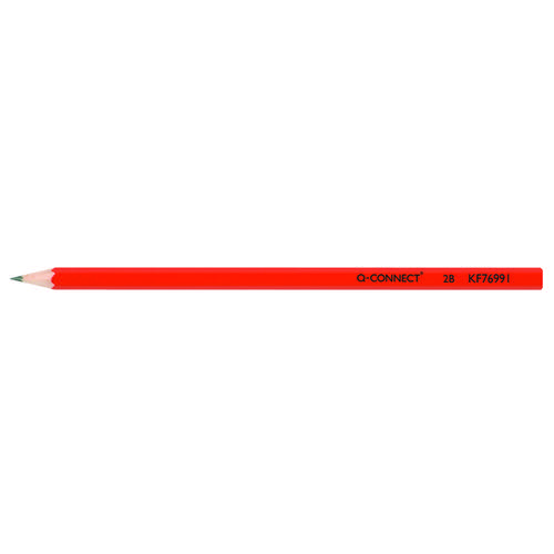 Q-Connect 2B Office Pencil (Pack of 12) KF76991