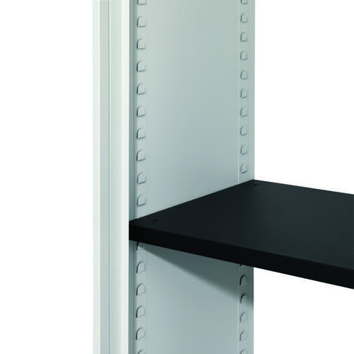 Talos Black Shelf fitment - designed for use with Talos stationery cupboards TCS-SHELF-BK