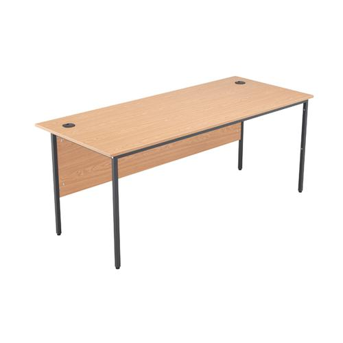 Jemini Oak 1786mm Single Desk KF78937