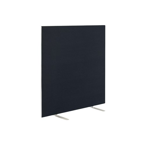 Jemini Black 1600x1200mm Floor Standing Screen KF79009