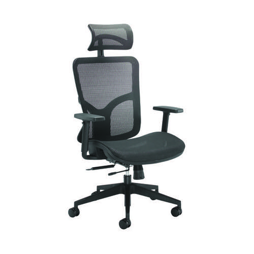 Arista Axis Mesh Task Chair Black KF79131